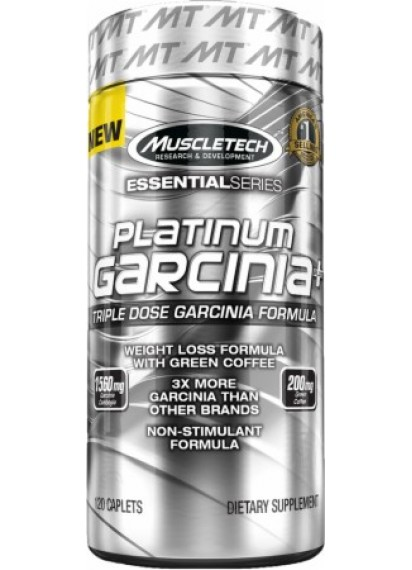 Muscletech platinum garcinia plus (Гарциния Камбоджа)